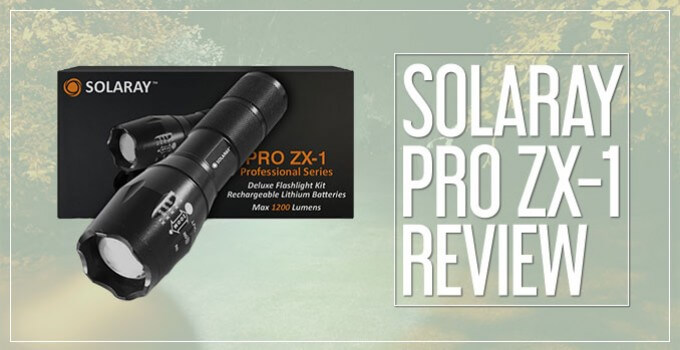 solaray pro zx-1 review