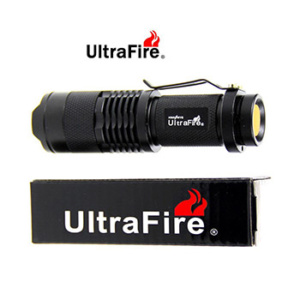 UltraFire Mini Cree LED Flashlight