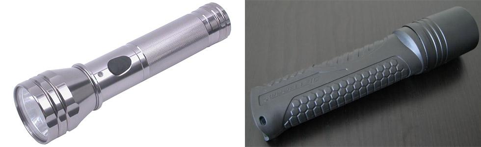 aluminum-and-polymer-flashlights