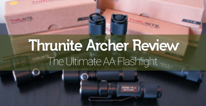 thrunite archer series xp review