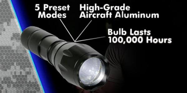 Tac Light Flashlight