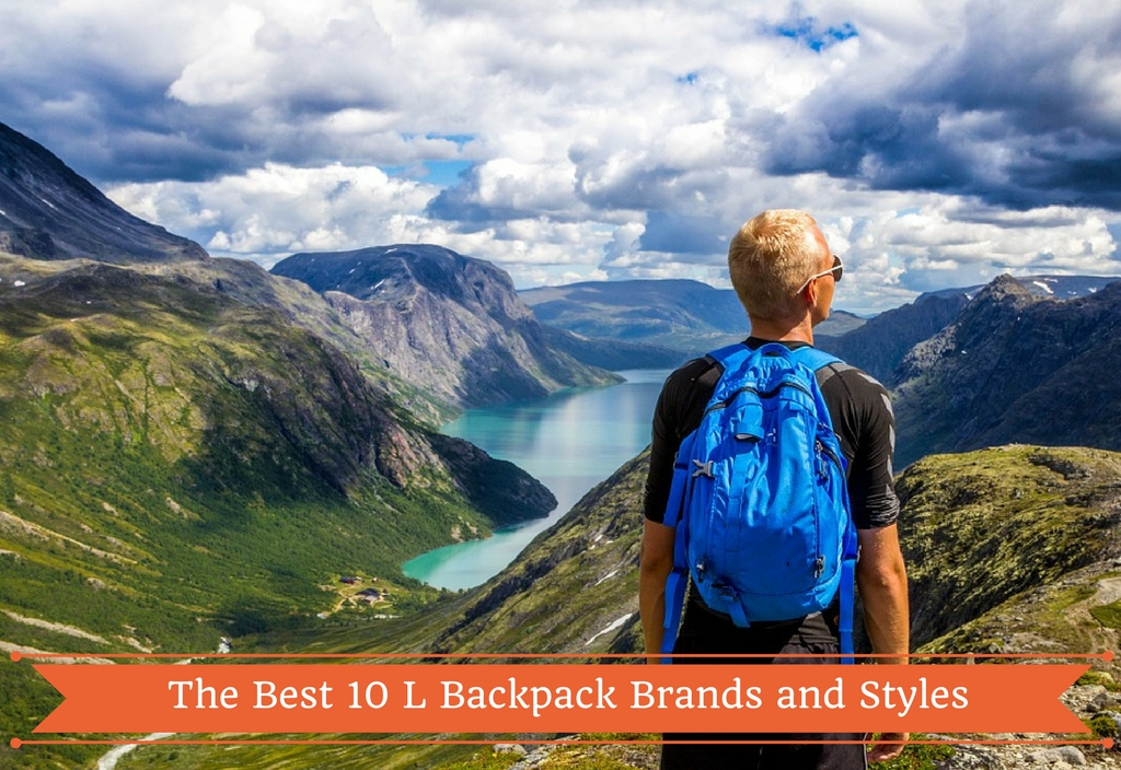 Best 10 L Backpack Brands and Styles