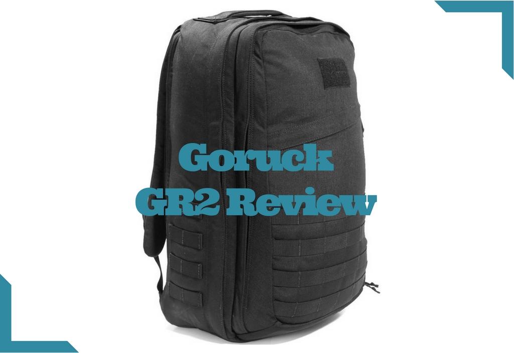 Goruck GR2 Review