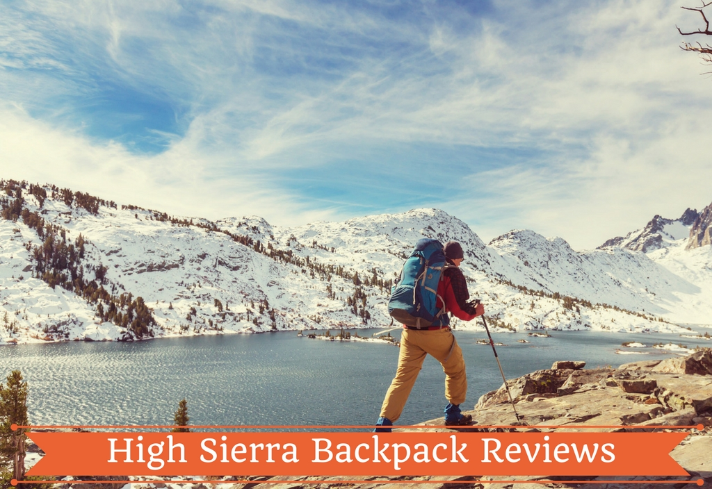High Sierra Backpack Reviews