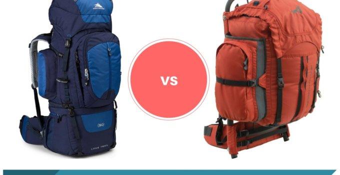Internal vs. External Frame Backpack Guide