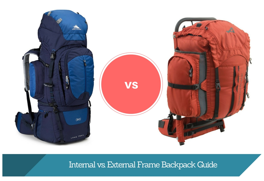 Internal vs. External Frame Backpack Guide