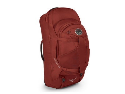 The Osprey Farpoint 55 Travel Backpack