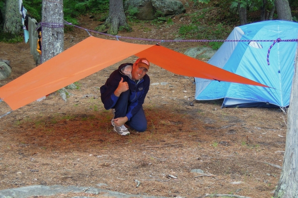 How to Set Up Your Camping Tarps Most Effectively