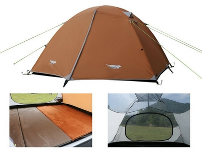 4-Man Tent Guide