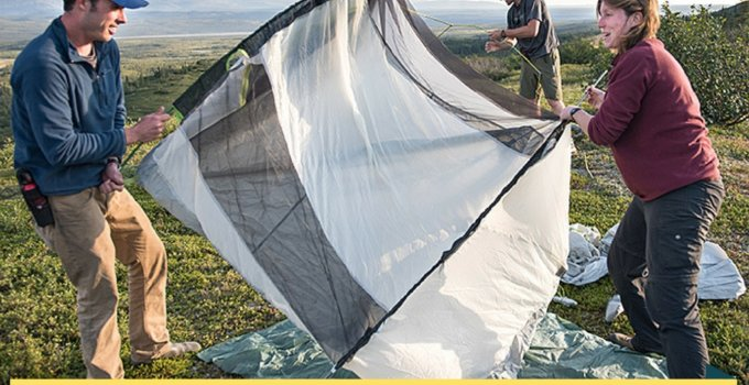 How to Set Up Your Camping Tarps