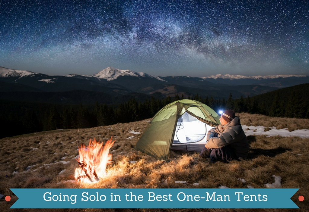 Going Solo in the Best One-Man Tents & Going Solo in the Best One-Man Tents | Flash Tactical