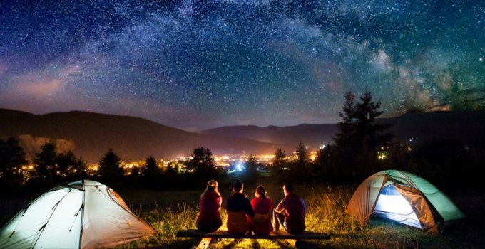 Camping Efficiency: Instant Tent Guide