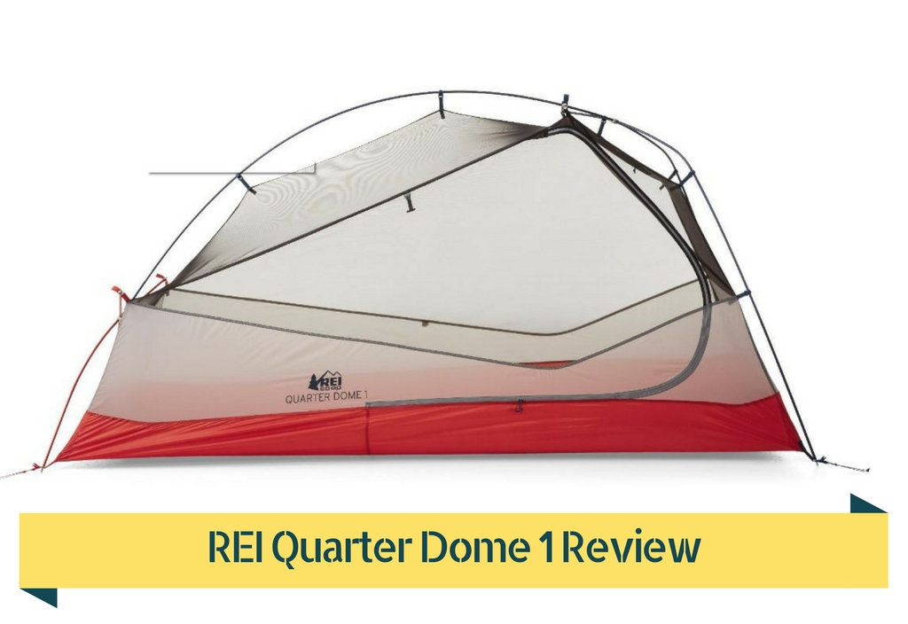 Rei quarter dome 1 review flash tactical for Rei fishing gear