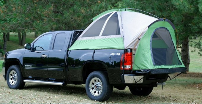 How to Find and Use a Truck Tent with your Vehicle