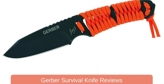 Gerber Survival Knife