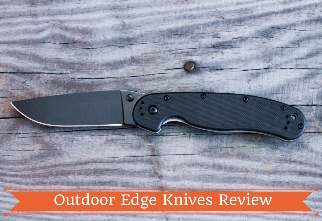 Outdoor Edge Knives Review