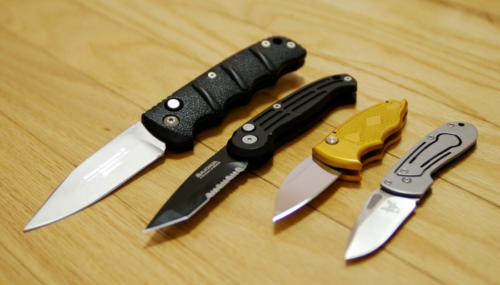 What Types of Pocket Knives Do I Need?