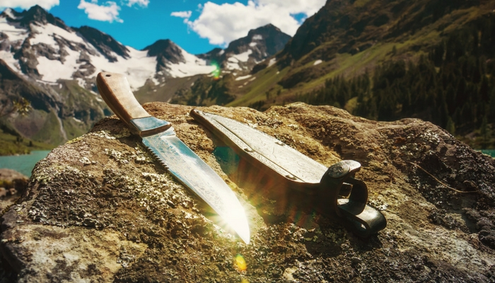 Ultimate Survival Knife Guide