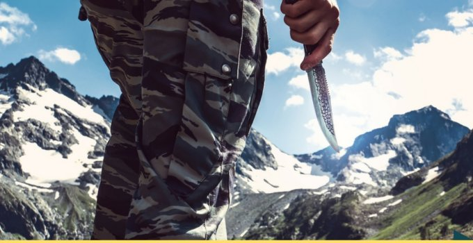 Replica Military Survival Knives for Personal Use