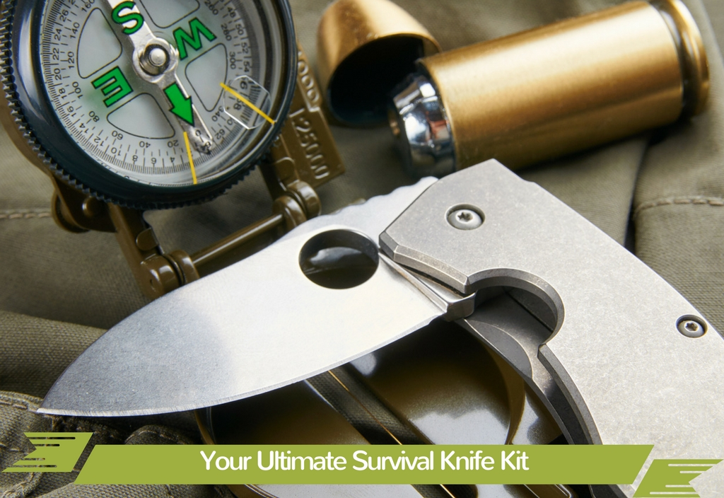 Your Ultimate Survival Knife Kit